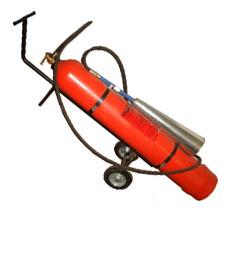Огнетушитель углекислотный ОУ-40 (ВВК-28)